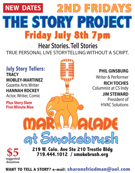 TheStoryProjectJuly