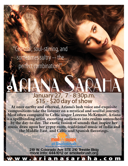 Ariana Sahara