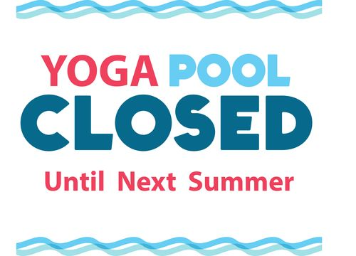 PoolYoga_CLOSED SIGN