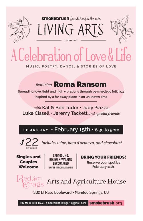 A Celebration of Love & Life FEB 2018 2up