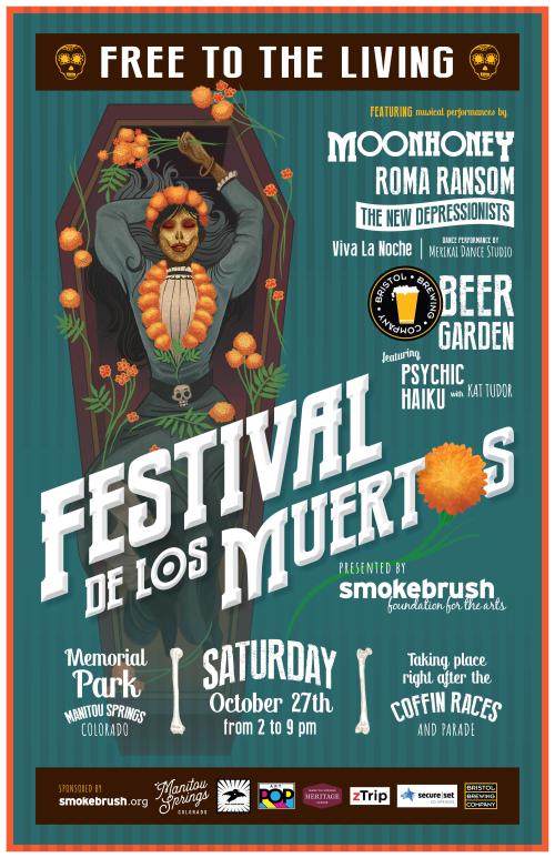 Festival de los Muertos Noche 2018 11x17